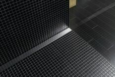 geberit cleanline suihkukourut valmiina pakettina sis lattiakaivon designia. Black Bedroom Furniture Sets. Home Design Ideas