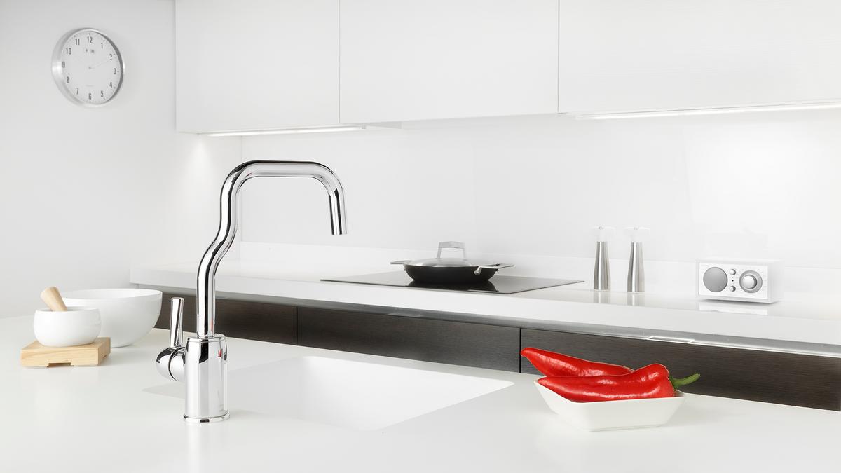 Oras LA CUCINA ALESSI keittiöhanat | Styledesign.fi - designia ...